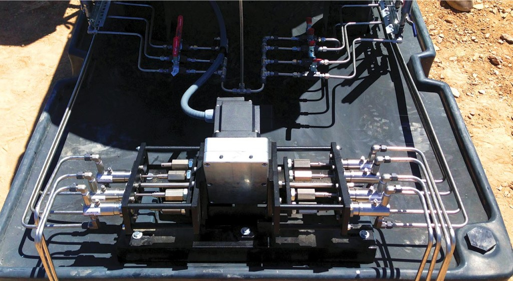 Solar Chemical Pump